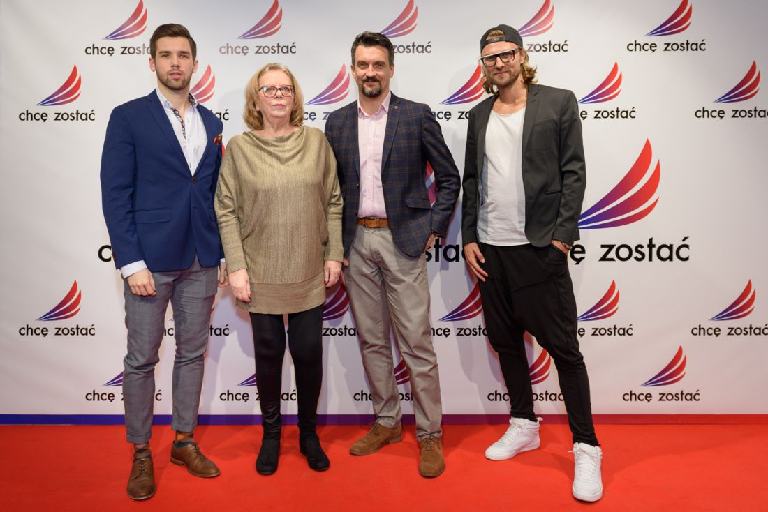 Organizacja eventów w Warszawie dla chcezostac.pl